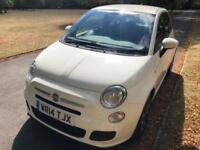 2014 Fiat 500 1.2 S (s/s) 3dr