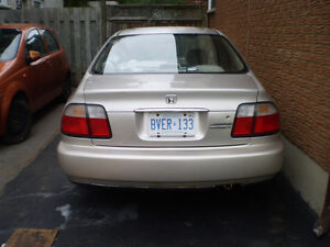 1997 Honda Accord special edition Sedan