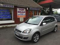 Ford Fiesta 1.25 2006.5MY Zetec Climate