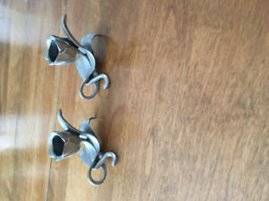 Seagull Pewter Candle holders