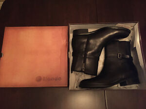 Brand New Blondo Leather Booties