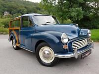 MORRIS MINOR 1000 Recon unleaded engine, lovely example