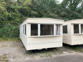 Static caravan Abi Montana 28x10 2bed - Free UK delivery.