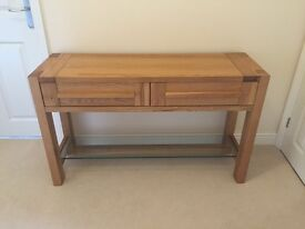 Console table (M&S Sonoma range)