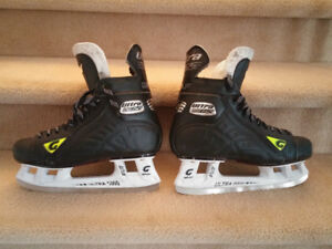 Patins Graf Ultra G5 grandeur 8.5, largeur 2E senior