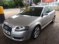 Audi a3 2.0 TDI 187 bhp sport 6 speed manual