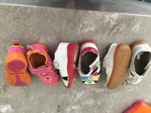 Pedipeds Size 20 3 pairs