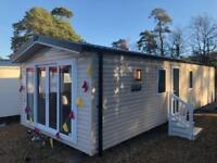 New Willerby Expression 3bed near Poole and Bournemouth