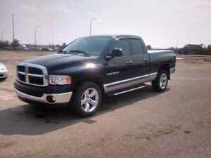 2003 Dodge RAM quad cab pickup truck