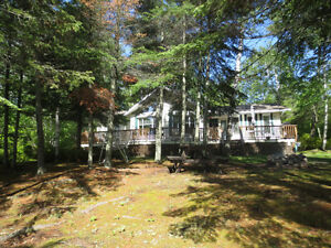Shoal Lake, Lake of the Woods, Four seasons Cottage