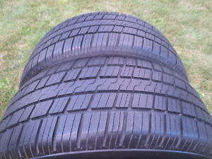 4 RIKEN RAPTOR VR 215 55R 17   94V M+S  TIRES Kitchener / Waterloo Kitchener Area image 3