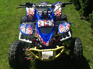 Apex youth race quad