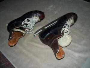 Ice Skates - Antique