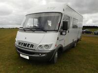Hymer B564, 2006 (56),wonderful touring home, FSH, MOT Aug19, Stroud GL10