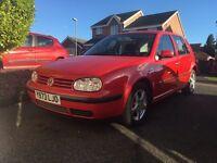 VW Golf 1.6......MK4.....Great Runner