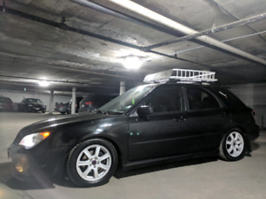 2007 Subaru Impreza 2.5I special edition 5 speed. *No rust*