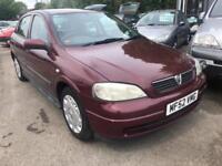 Vauxhall Astra 1.6 i Club 5dr (a/c)
