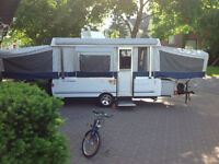 2008 Tente Roulotte Fleetwood Bayside Tent trailer