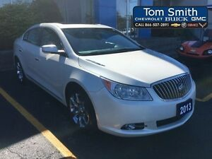 2013 Buick LaCrosse LUXURY  - Certified - BLUETOOTH -  LEATHER -