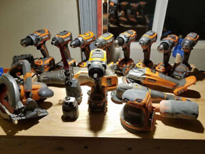 25 Power Tool Collection for sale! (everything you need in one!