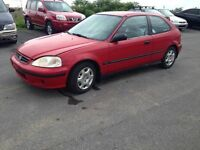 HONDA CIVIC 2000 - 150.000KM - AUTO