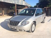 (07) CHRYSLER GRAND VOYAGER SIGNATURE STOW AND GO 5 DR LOW MILEAGE FULL SERVICE HISTORY