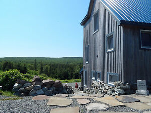 Beautiful Eco Timber Frame Home/B&B for Sale in Antigonish, NS