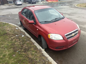2007 Chevrolet Aveo for sale