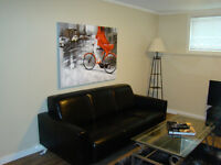 """2 BEDROOM FULLY FURNISHED SUITE IN W KELOWA """"PRICE REDUCTION""""!"""