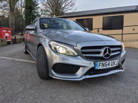 Mercedes-Benz, C CLASS, Saloon, 2014, Semi-Auto, 2143 (cc), 4 doors