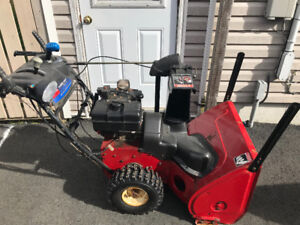 Used Toro Snowblower