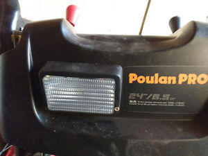 Poulin Pro Snow Blower Windsor Region Ontario image 3
