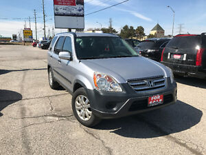 2005 Honda CR-V EX, Clean Carproof,