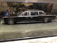 1/43 DIECAST MINICHAMPS PRESIDENT CARS CONTINENTAL/MERCEDES City of Montréal Greater Montréal Preview