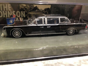 1/43 DIECAST MINICHAMPS PRESIDENT CARS CONTINENTAL/MERCEDES