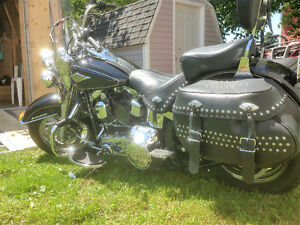 REDUCED BY:$1000.00 off Listed Price Heritage Softail