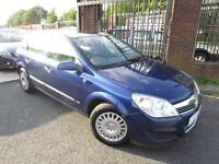 2009 Vauxhall Astra 1.6 i 16v Life 5dr 1 OWNER EX POLICE UNDER COVER CID CAR