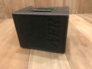 AER Compact 60 acoustic amp