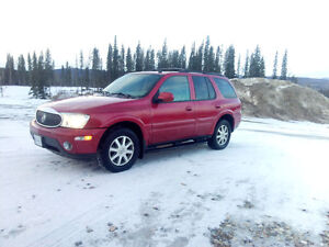 2004 Buick Rainier CXL luxury AWD SUV