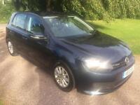 2012 12 Volkswagen Golf 1.6TDI ( 105ps ) Tech 2010MY BLUEMOTION