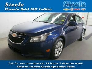 2012 Chevrolet CRUZE LT Turbo Automatic !!!