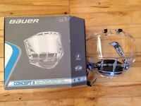 Bauer Concept 2 Junior hockey visor. $15