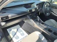 2014 Lexus IS 2.5 Executive Edition E-CVT 4dr PETROL/ELECTRIC silver CVT