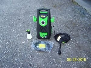 ELECTRIC OUTDOOR PRESSURE WASHER