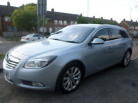 2013 Vauxhall Insignia 2.0CDTi 16v 160ps Nav Elite 5DR 13 REG Diesel Blue