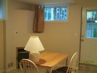 Separate Entry Basement All Inclusive+WiFi+Parking near UW