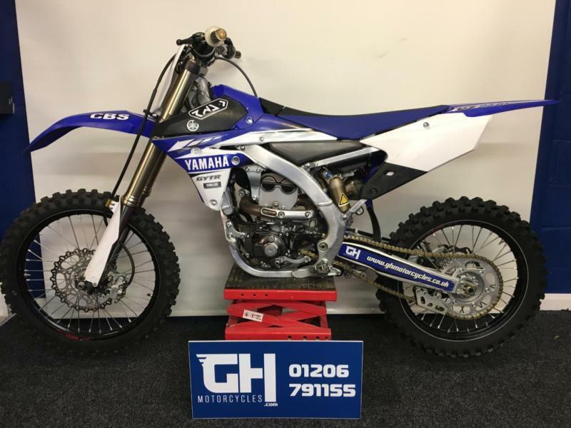 2017 YAMAHA YZF250 | VERY GOOD CONDITION | LOW HOURS | FULLY SERVICED | YZ250F