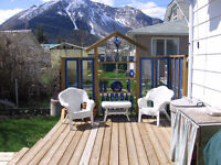 2 BEDROOM HOUSE FOR RENT IN CROWSNEST PASS