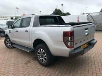 2018 Ford Ranger Pick Up Double Cab Wildtrak 3.2 TDCi 200 Auto Double Cab Pick-u