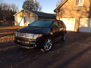 2009 Ford Edge Sport SUV, Crossover